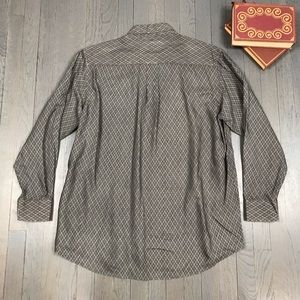 Vintage Shirts - Vintage Fabindia Long Sleeve Button Down Shirt